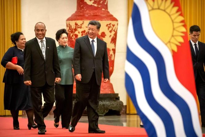 Báo Anh cảnh báo Trung Quốc định xây căn cứ quân sự gần Hawaii ảnh 2