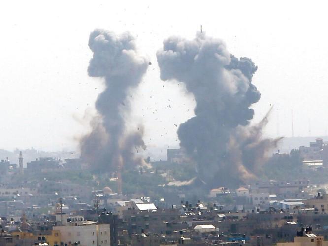 Bùng nổ xung đột dữ dội Israel - Palestine sau vụ đụng độ trong đền thờ Hồi giáo ở Jerusalem ảnh 6