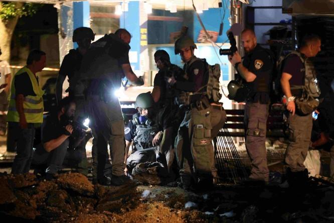 Hamas bắn hàng ngàn tên lửa sang Israel, xung đột dữ dội có thể biến thành chiến tranh tổng lực ảnh 3