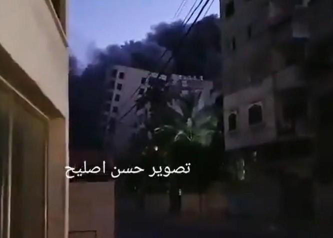Hamas bắn hàng ngàn tên lửa sang Israel, xung đột dữ dội có thể biến thành chiến tranh tổng lực ảnh 7
