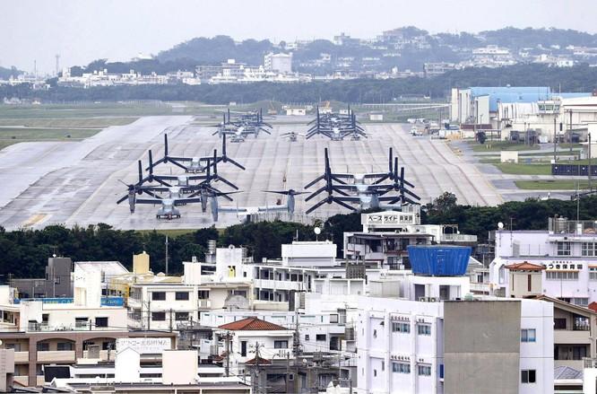 Phát hiện 700 vụ người Trung Quốc mua đất gần các căn cứ quân sự Mỹ, Nhật ở Nhật Bản ảnh 1