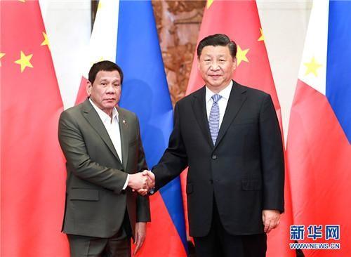 """Tổng thống Philippines: """"Dù có bị Trung Quốc giết tôi cũng không rút tàu!"""" ảnh 3"""