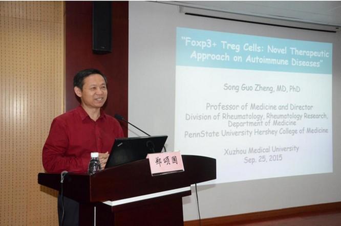 Mỹ lại phạt tù một nhà khoa học gốc Hoa nhận tiền tài trợ của Mỹ làm việc cho Trung Quốc ảnh 1