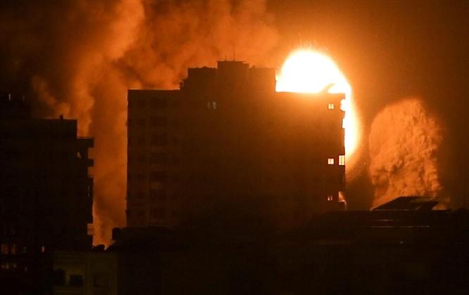 Xung đột Palestine – Israel đang phát triển theo hướng Tel Aviv không muốn thấy ảnh 1