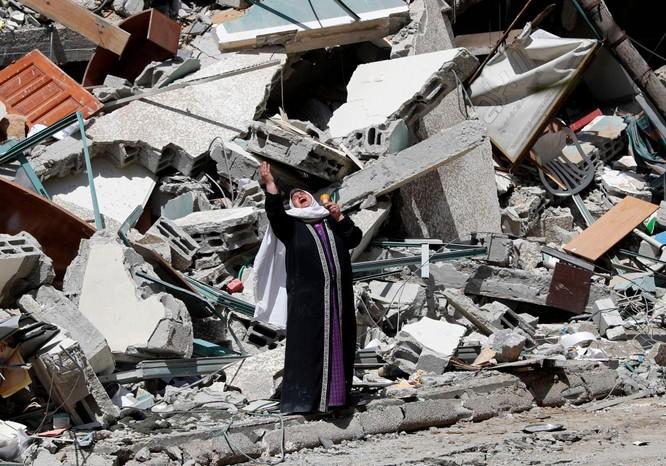 Giải mã Hamas – tổ chức của người Palestine đang xung đột với Israel ảnh 7