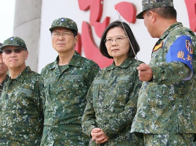 Xôn xao vụ tình cờ lộ tin quân đội Mỹ đã bí mật vào đóng ở Đài Loan ảnh 2