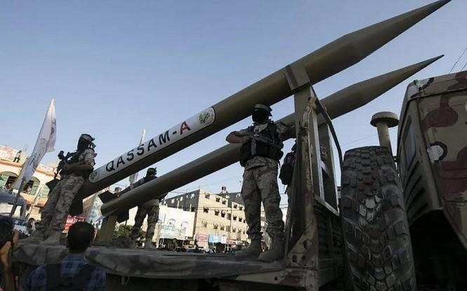 Bên nào thắng trong cuộc đấu ác liệt giữa tên lửa Hamas và hệ thống Vòm Sắt của Israel? ảnh 10