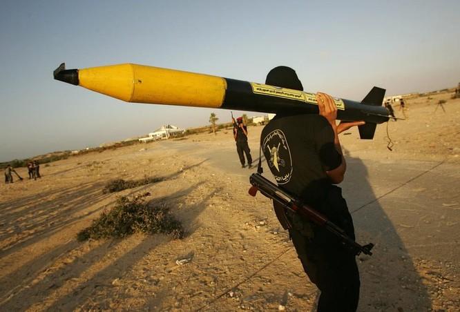 Bên nào thắng trong cuộc đấu ác liệt giữa tên lửa Hamas và hệ thống Vòm Sắt của Israel? ảnh 2