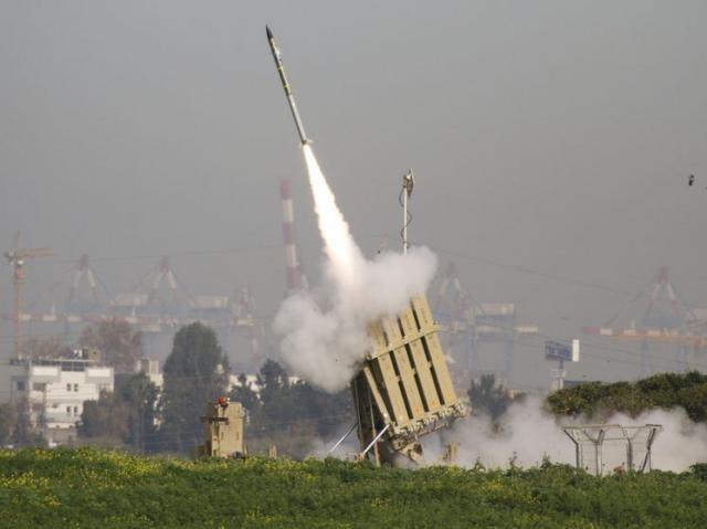 Bên nào thắng trong cuộc đấu ác liệt giữa tên lửa Hamas và hệ thống Vòm Sắt của Israel? ảnh 11