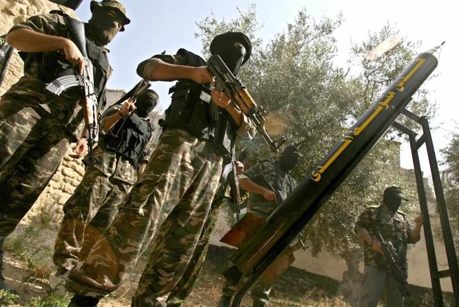 Ai là những người ủng hộ phía sau Hamas? ảnh 4