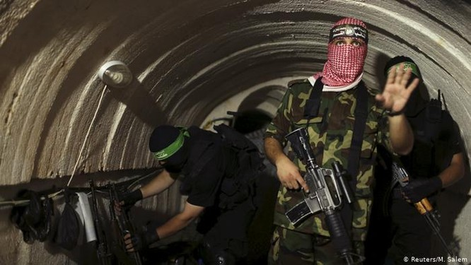 Ai là những người ủng hộ phía sau Hamas? ảnh 1