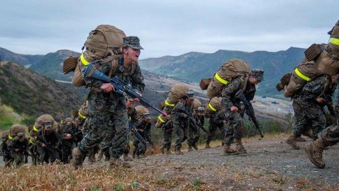 Đô đốc Mỹ: lực lượng Thủy quân lục chiến cần được triển khai phía trước để răn đe Trung Quốc ảnh 1