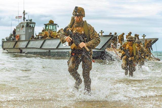 Đô đốc Mỹ: lực lượng Thủy quân lục chiến cần được triển khai phía trước để răn đe Trung Quốc ảnh 2