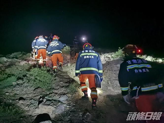 Trung Quốc: Giải chạy việt dã gặp thời tiết cực đoan, 21 người chết, 8 bị thương ảnh 3