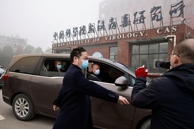 Báo Mỹ đăng báo cáo tình báo nghi ngờ SARS-CoV-2 rò rỉ từ phòng thí nghiệm Vũ Hán, Trung Quốc bác bỏ ảnh 2