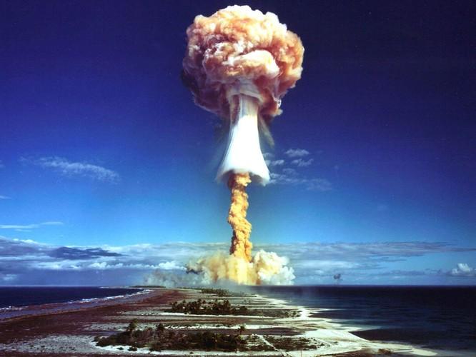 Truyền thông Mỹ tiết lộ tài liệu mật: năm 1958, Mỹ có kế hoạch tấn công hạt nhân Trung Quốc ảnh 1