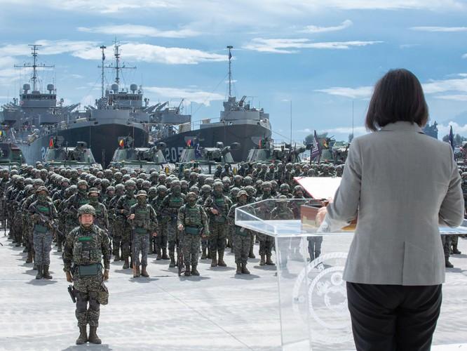 Mỹ vẫn tranh cãi và mập mờ trong việc bảo vệ Đài Loan nếu bị Trung Quốc tấn công ảnh 1
