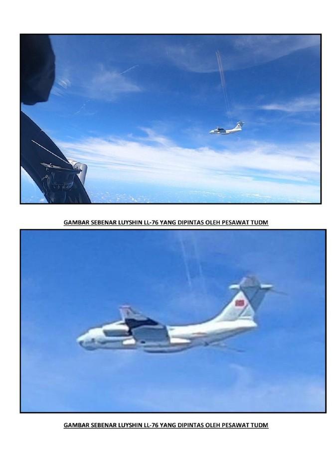 Malaysia phản đối Trung Quốc cho 16 máy bay quân sự vào sâu vùng đặc quyền kinh tế ảnh 2