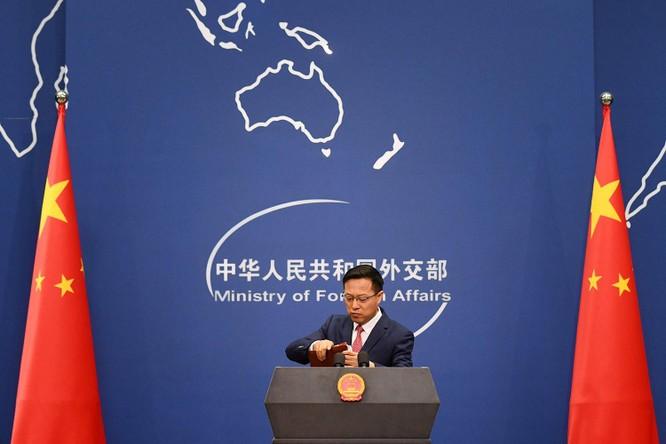 """Học giả Mỹ: """"Chiến binh sói đã giết chết chiến lược lớn của Trung Quốc"""" ảnh 4"""