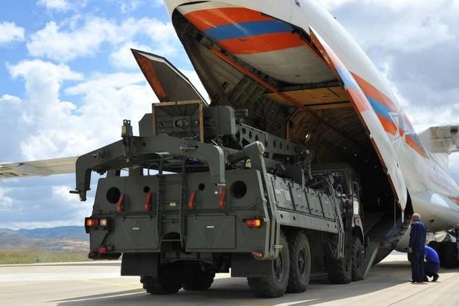 Rắc rối quan hệ Mỹ - Thổ Nhĩ Kỳ - Nga liên quan đến hệ thống tên lửa phòng không S-400 ảnh 2