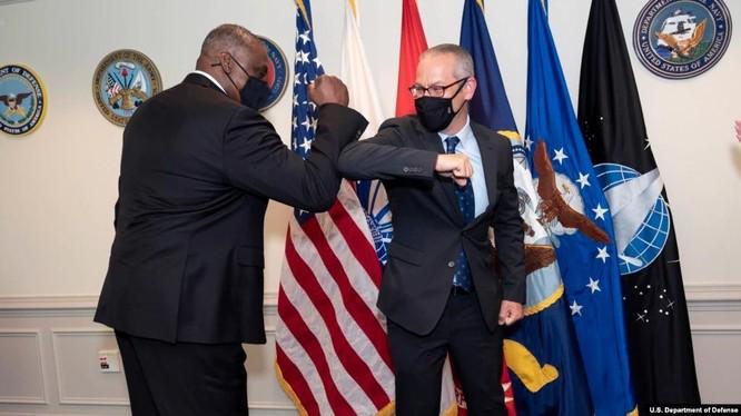 Thứ trưởng Bộ Quốc phòng Mỹ: đối phó thách thức của Trung Quốc là nhiệm vụ hàng đầu ảnh 1