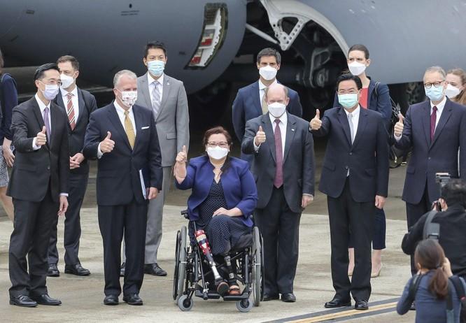 Chỉ huy quân đội Mỹ khẳng định có thể dùng quân lực ngăn cản Trung Quốc đánh chiếm Đài Loan ảnh 1
