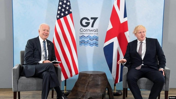 Lãnh đạo EU và các nước G7 đồng loạt ủng hộ điều tra lại nguồn gốc SARS-CoV-2 ảnh 2