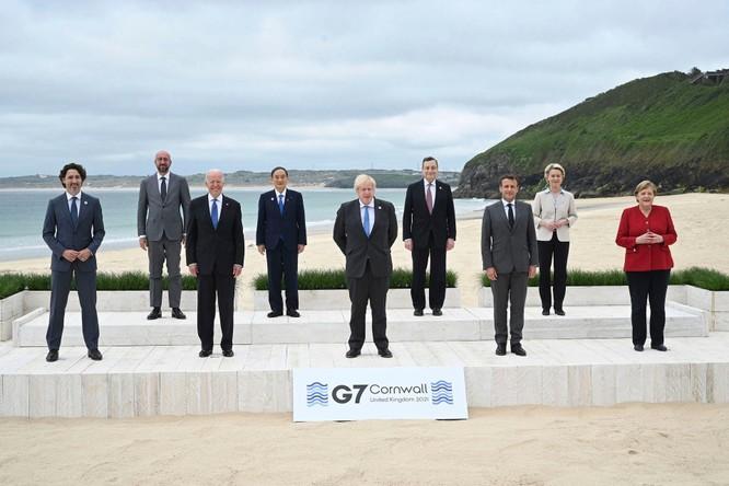 Các nước G7 khởi động kế hoạch tái thiết toàn cầu B3W đối phó sáng kiến BRI của Trung Quốc ảnh 1