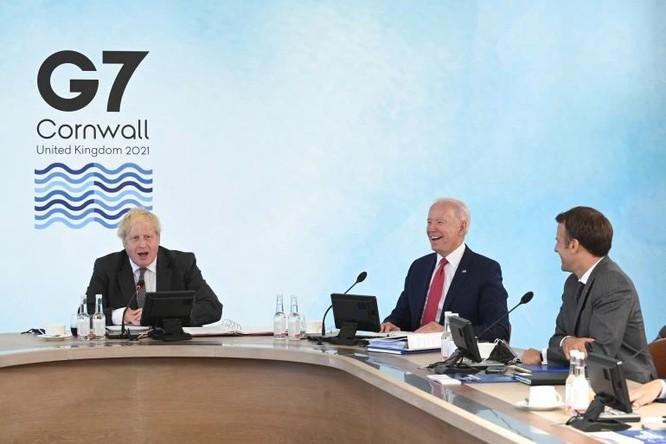 Các nước G7 khởi động kế hoạch tái thiết toàn cầu B3W đối phó sáng kiến BRI của Trung Quốc ảnh 2