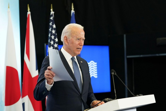 Hội nghị Thượng đỉnh G7 bế mạc với tuyên bố chỉ trích mạnh mẽ Trung Quốc, Bắc Kinh tức giận ảnh 2