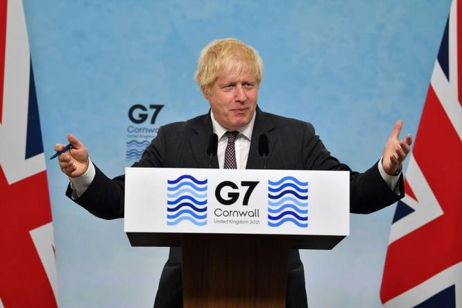 Hội nghị Thượng đỉnh G7 bế mạc với tuyên bố chỉ trích mạnh mẽ Trung Quốc, Bắc Kinh tức giận ảnh 3