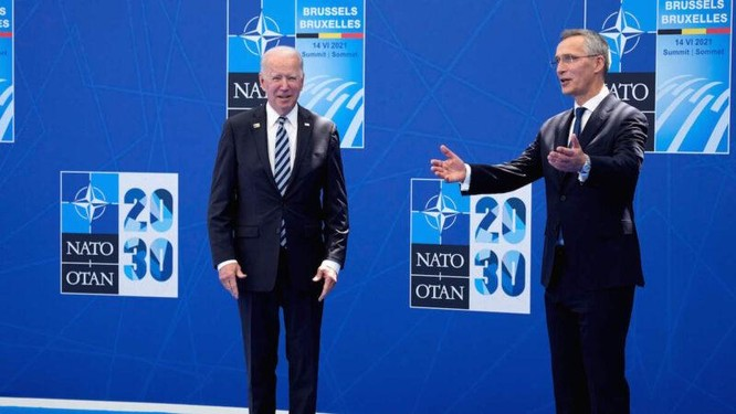 NATO sẽ lập Liên minh an ninh Đại Tây Dương chống Trung Quốc? ảnh 3