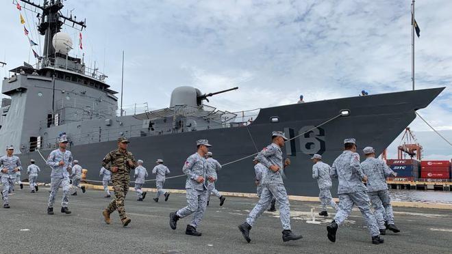 Tranh chấp trên biển với Trung Quốc khiến Philippines lần thứ ba hoãn chấm dứt thỏa thuận VFA với Mỹ ảnh 3