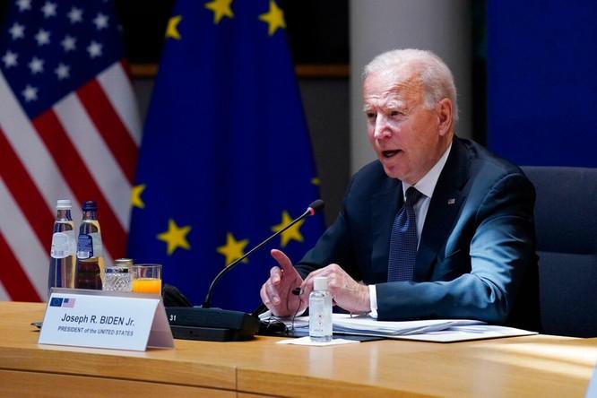 Tuyên bố chung Hội nghị thượng đỉnh Mỹ - Liên minh châu Âu chỉ trích dữ dội Trung Quốc ảnh 1