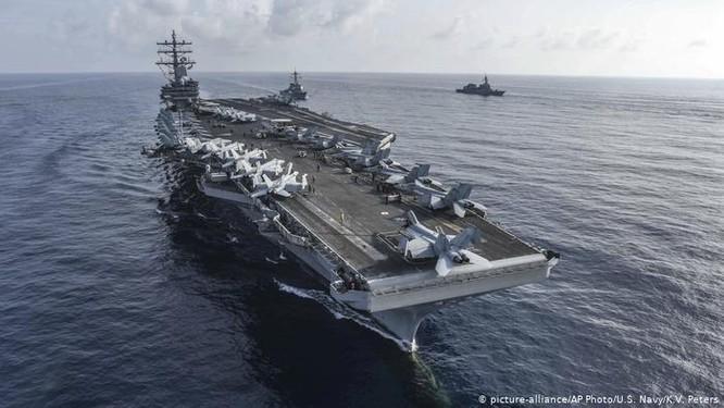 Trung Quốc cho 28 máy bay vào không phận Đài Loan, Mỹ ra tuyên bố khẳng định cam kết với Đài Bắc ảnh 4