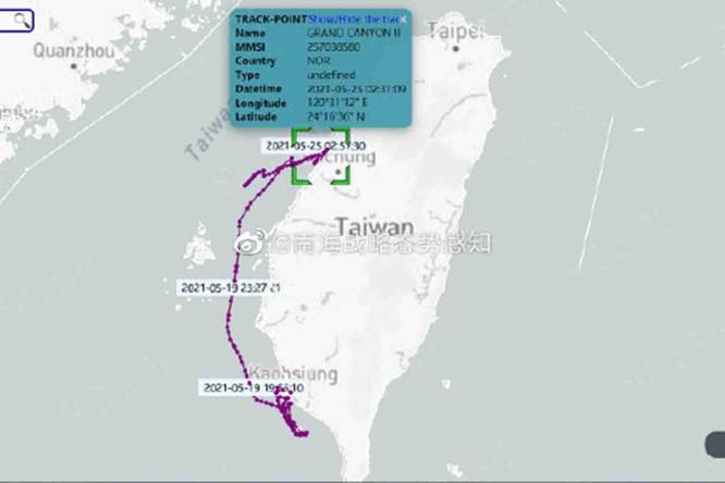 """Mỹ cân nhắc việc thành lập một """"lực lượng đặc nhiệm hải quân"""" ở Thái Bình Dương đối phó Trung Quốc ảnh 2"""