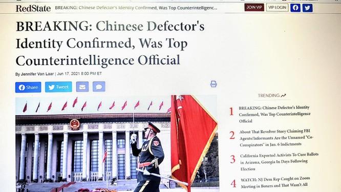 Động thái của Trung Quốc về tin Thứ trưởng Bộ An ninh Quốc gia trốn sang Mỹ cùng bí mật về COVID ảnh 5