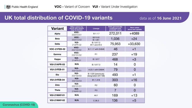 Biến chủng Delta của SARS-CoV-2 nguy hiểm hơn so với dự đoán ảnh 1