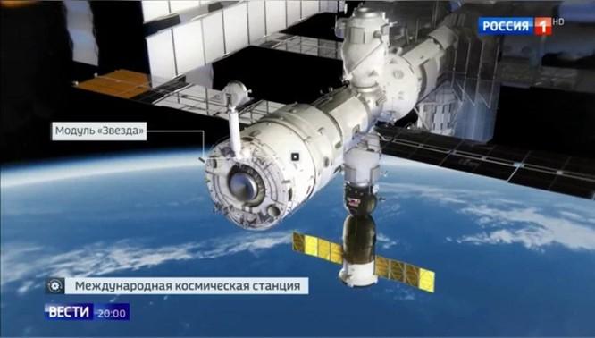 Mỹ, Nga, Trung Quốc gia tăng cuộc đọ sức trong không gian ảnh 3