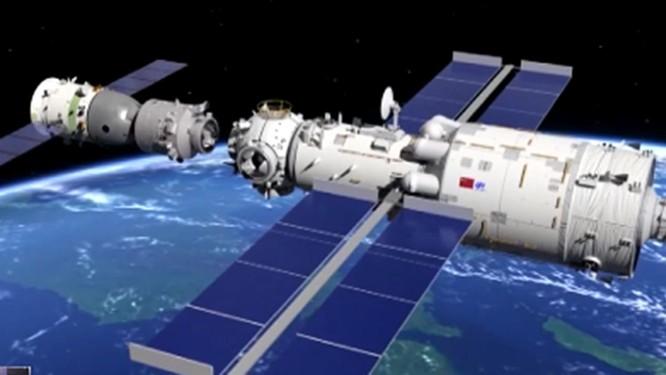 Mỹ, Nga, Trung Quốc gia tăng cuộc đọ sức trong không gian ảnh 4