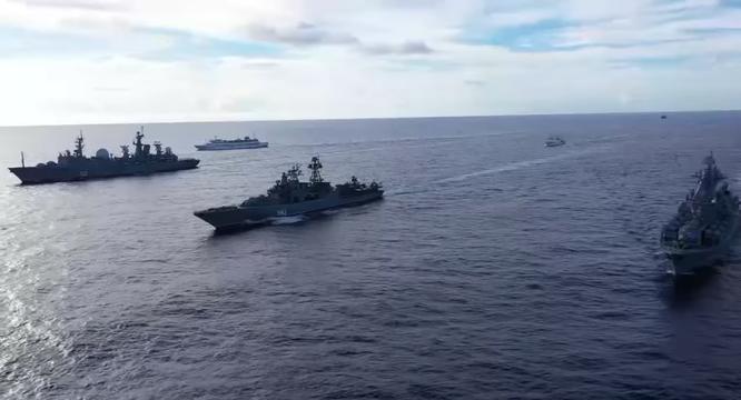 Mỹ và Ukraine sắp tập trận chung lớn chưa từng có ở Biển Đen, Nga ra tay răn đe trước ảnh 3