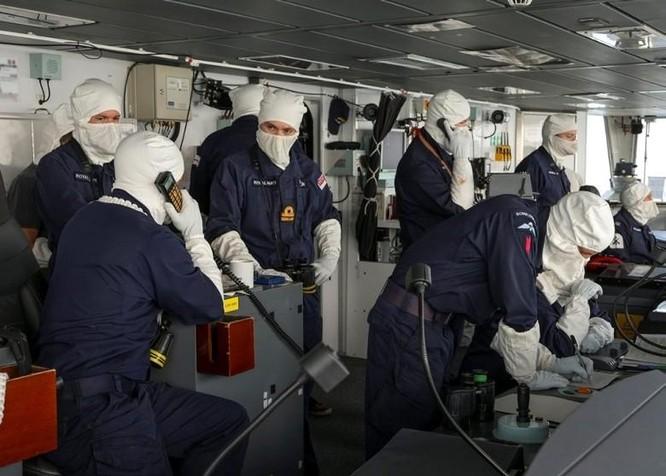 Nóng: Xuất hiện bằng chứng cho thấy sự kiện HMS Defender là kế hoạch được Anh lên từ trước ảnh 5