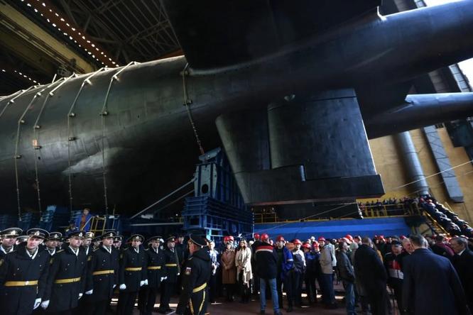 Cuộc đấu quyết liệt dưới đáy đại dương của tàu ngầm chiến lược Mỹ và Nga ảnh 3