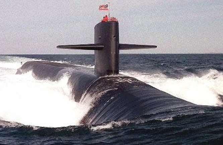 Cuộc đấu quyết liệt dưới đáy đại dương của tàu ngầm chiến lược Mỹ và Nga ảnh 2
