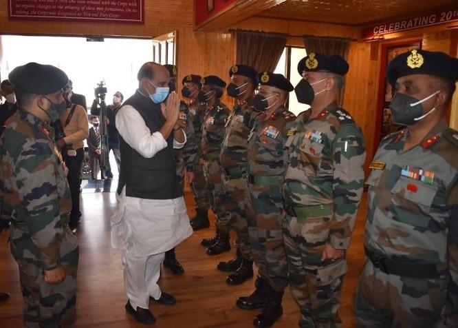 Biên giới Trung - Ấn lại căng thẳng, Ấn Độ tăng quân, Trung Quốc cảnh báo ảnh 3