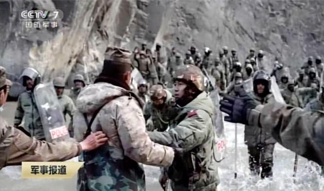 Biên giới Trung - Ấn lại căng thẳng, Ấn Độ tăng quân, Trung Quốc cảnh báo ảnh 1