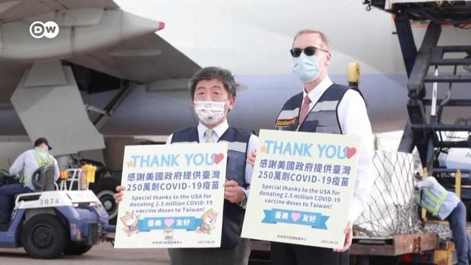 Đài Loan và Mỹ khởi động đàm phán Hiệp định thương mại, Trung Quốc tức giận phản đối ảnh 2