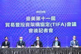 Đài Loan và Mỹ khởi động đàm phán Hiệp định thương mại, Trung Quốc tức giận phản đối ảnh 3