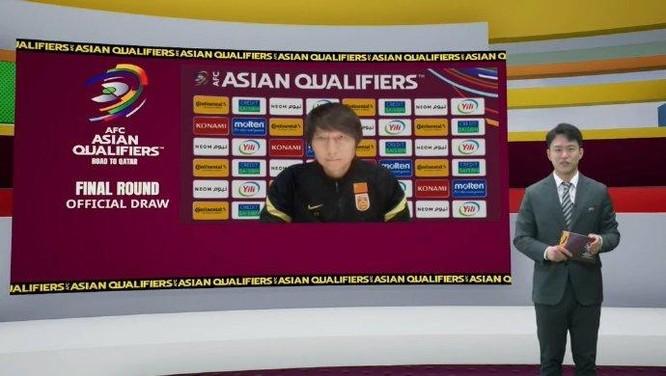 Lá thăm đưa đội tuyển Trung Quốc cùng bảng B với Việt Nam, người mê bóng đá Trung Quốc nói gì? ảnh 1