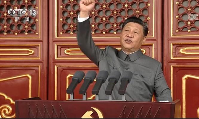 Trung Quốc mít tinh kỷ niệm 100 năm thành lập Đảng CSTQ, ông Tập Cận Bình có phát biểu quan trọng ảnh 2